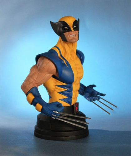 WOLVERINE YELLOW AND BLUE MINI BUST WOLVERINE_GG_2