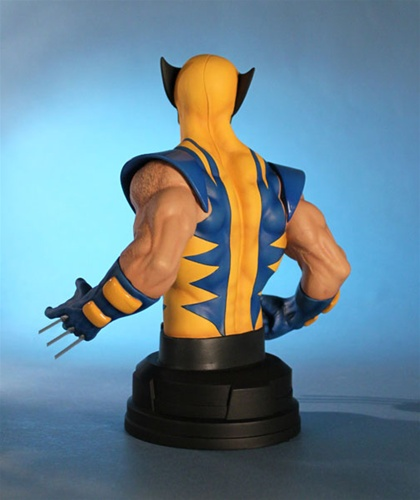 WOLVERINE YELLOW AND BLUE MINI BUST WOLVERINE_GG_4