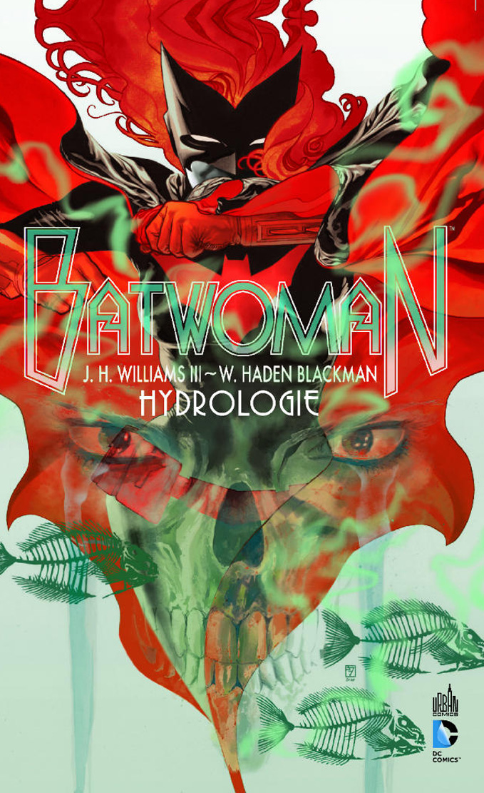 SORTIES LIBRAIRIE URBAN COMICS AOUT 2012 BATWOMAN_tome_1