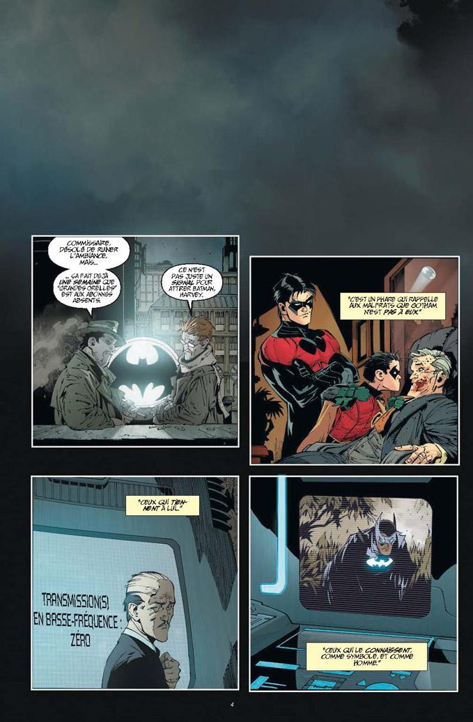 SORTIES URBAN COMICS SEPTEMBRE 2012 Batman_Saga__5_Page_2_1_