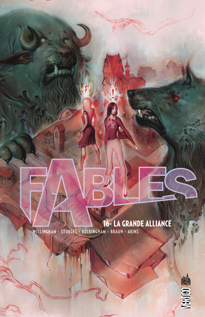 SORTIES LIBRAIRIE URBAN COMICS AOUT 2012 FABLES-16_1_