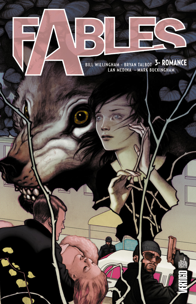 SORTIES LIBRAIRIE URBAN COMICS AOUT 2012 Fables_tome_3