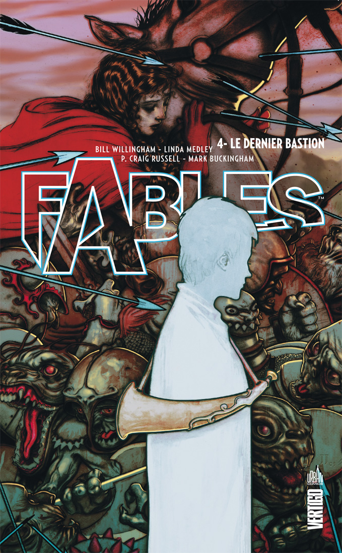SORTIES LIBRAIRIE URBAN COMICS AOUT 2012 Fables_tome_4