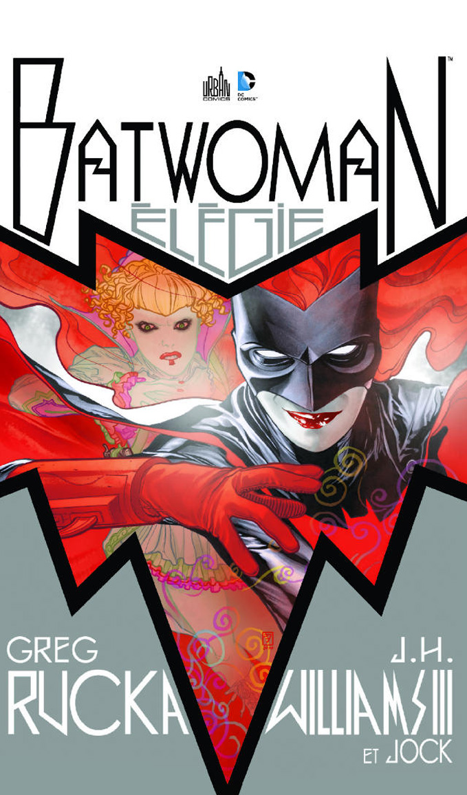 SORTIES LIBRAIRIE URBAN COMICS AOUT 2012 _BATWOMAN___cover_1_