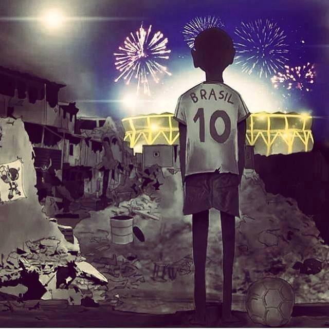 Vai ter Copa: argumentos para enfrentar quem torce contra o Brasil - Página 10 Fifa-cartoon