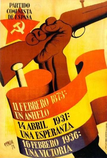 """José Díaz Ramos (Pepe Díaz), Secretario General del PCE entre 1932 y 1942 - breve biografía y links (actualizados) de algunos de sus textos (incluyendo """"Tres años de lucha""""), que se pueden descargar de Internet - Interesante y emotivo Victorias"""