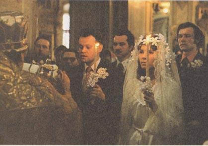 Religión en la URSS Marriage-candels