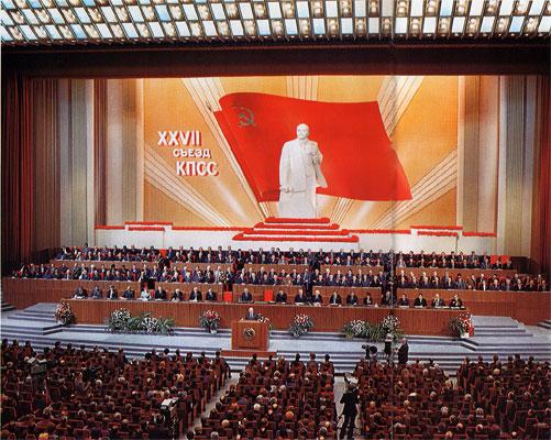 Soviet News Agency Congress