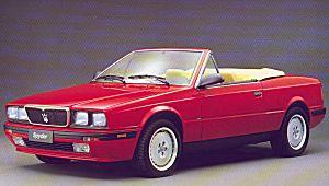 Era DeTomaso: qual è la vostra preferita? - Pagina 2 Maserati-spyder-03