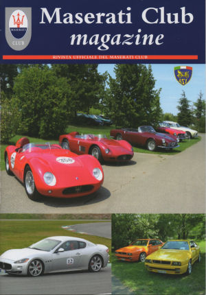 """E' uscita la rivista """"Maserati Club Magazine"""" Maserati_club_magazine-01"""