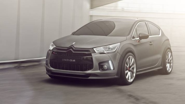 DS4 Racing Concept : un concept car 100% sportiv Ds4%20conept%20002