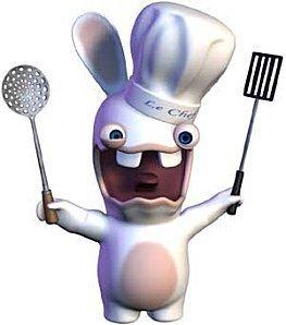 """[Clos] """"Au Secours, notre Cuisine est Moche !"""" Lapin-cretin-chef"""