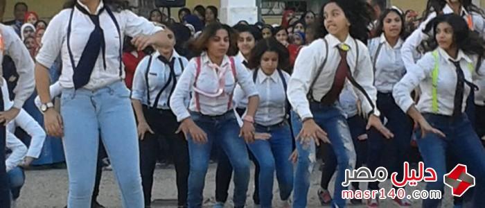 الفضيحة الكبرى طالبات اسكندرية فى مصر يرقصون بجنون على بشرة خير 17%D8%A3461-700x300