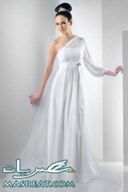فساتين زفاف للمجبات وغير المحجبات 2012 - فساتين زفاف 2013  2011-wedding-dresses-5