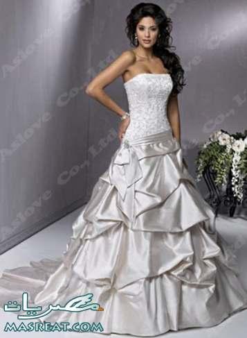فساتين زفاف للمجبات وغير المحجبات 2012 - فساتين زفاف 2013  Wedding-dresses-2011-1