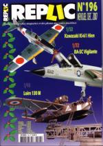 North American RA-5C 'Vigilante' - 1969 (AIRFIX-1/72ème) 196-tn