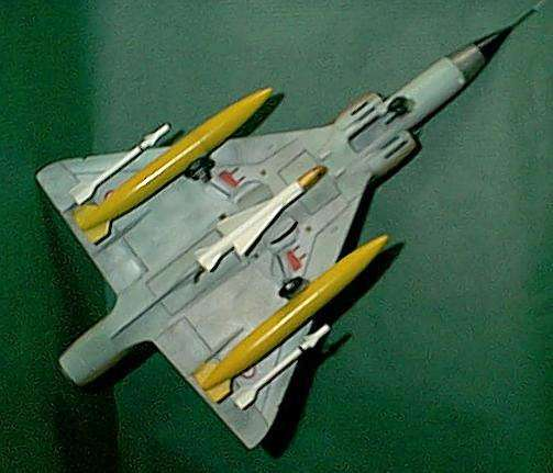 Mirage III E 1/32 revell - Page 6 Mirage-3_1