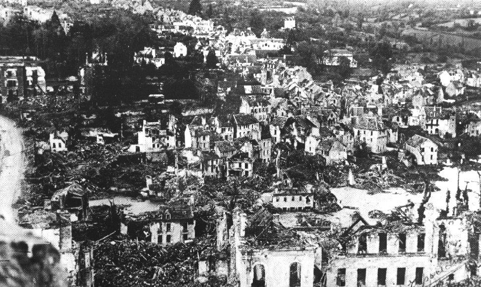 6 Juin 1944 .... Saint-lodetruit