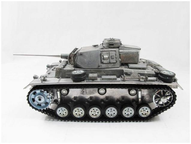 Mato Panzer III full metal 1233-2