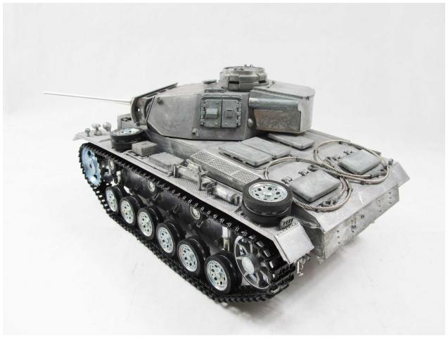 Mato Panzer III full metal 1233-3