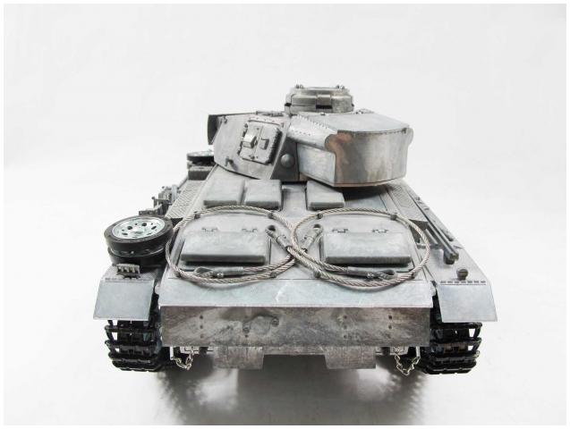 Mato Panzer III full metal 1233-4