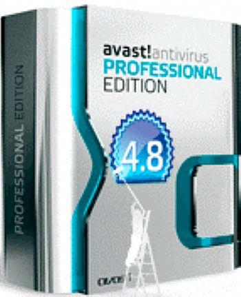تحميل AVAST ANTIVERUS  اللغة العربية الفرنسية و الانجليزية Avast-pro-v4.8-antivirusas