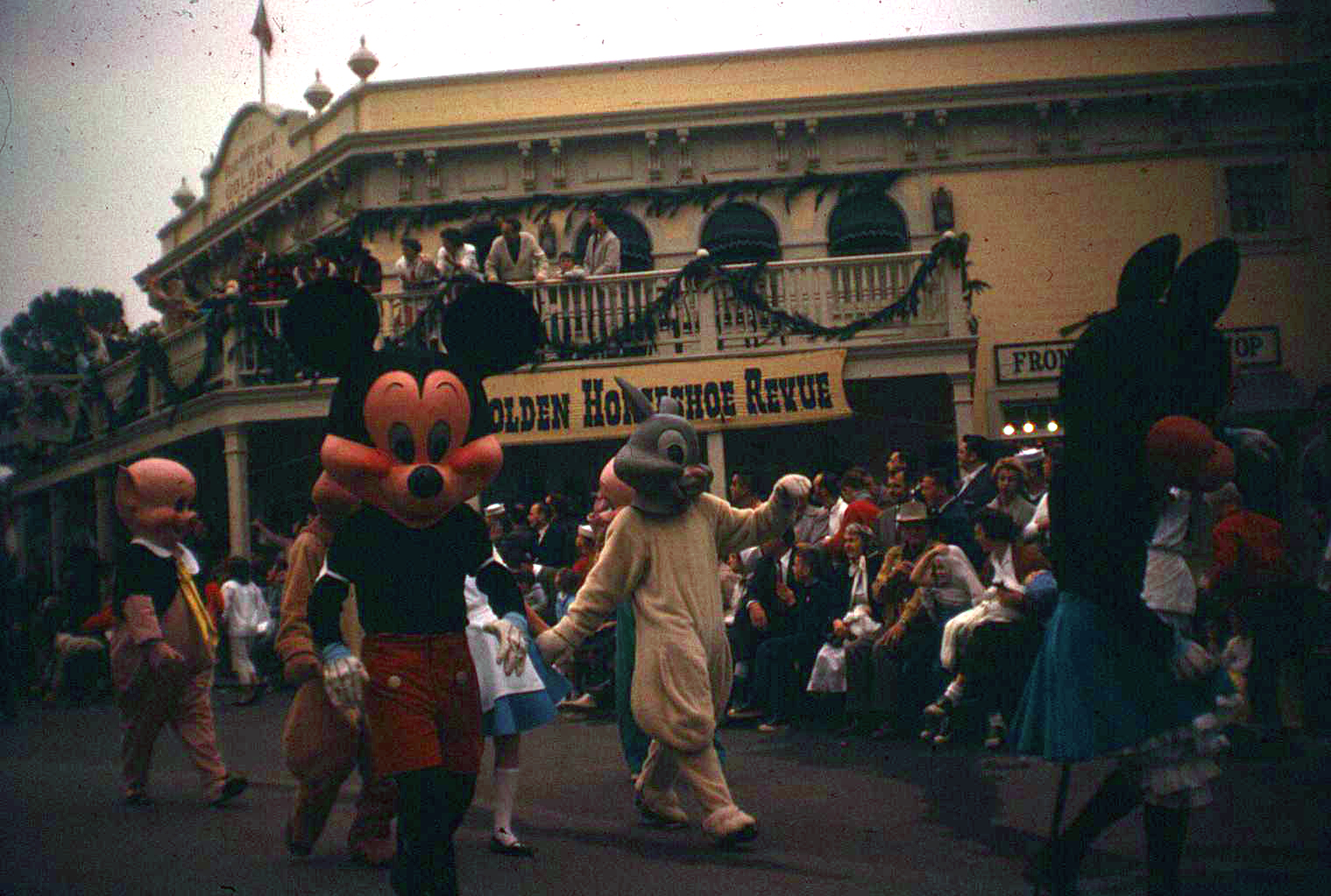 Anciennes Parades des Resorts Américains Christmas20