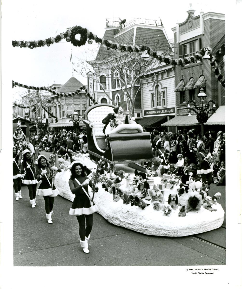 Anciennes Parades des Resorts Américains Christmas43