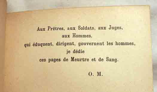 """[sondage] Sélection du roman """"Néo-club littéraire"""" de mars : le roman français du XIXe siècle - Page 4 Mirbeau7"""