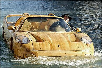شي غريب فراري مائية Ferrari-f50