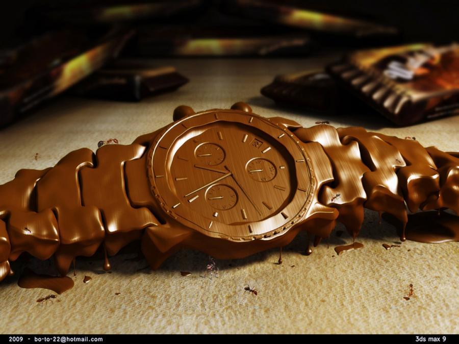chocolate world عالم الشكولاتة Watch_chocolate