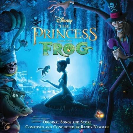 Princezna a zabak 1258646896-Cover---The-Princess-And-The-Frog