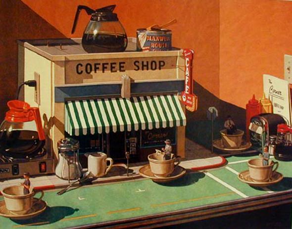le quizz peinture de blucat: trouvé par ajonc - Page 3 Peintures-Realistes-Retro-Scott-Moore-04