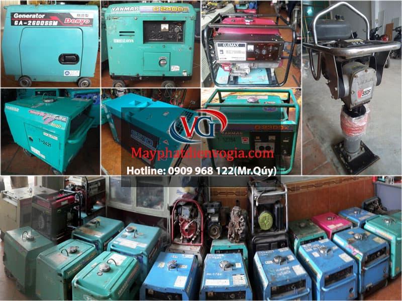 Máy phát điện công nghiệp Võ Gia cung cấp hàng chính hãng còn nguyên tem. Ban-cac-loai-may-phat-dien