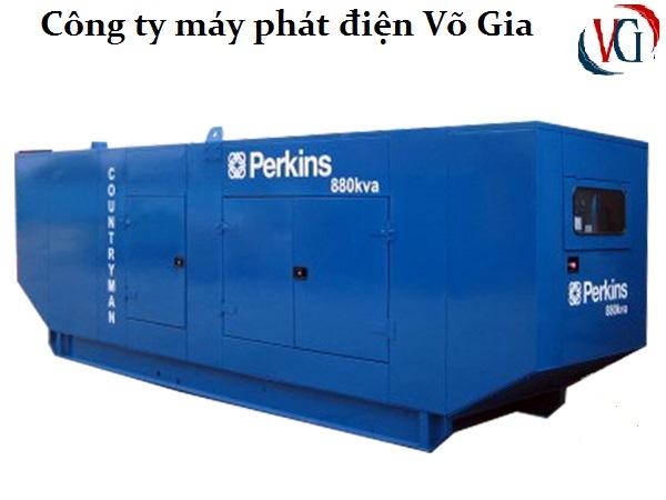 Máy Phát Điện Perkins hàng chính hãng nhập khẩu nguyên tem. 1.125