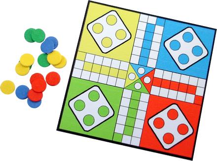 Juegos de mesa cual es tu preferido? Ludo