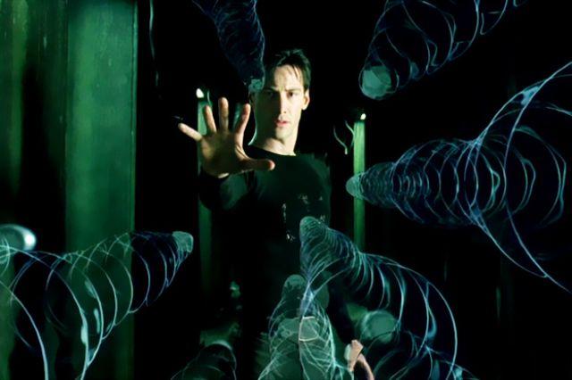 10 ملايين دولار تكلفة 5 دقائق في The Matrix  Matrix-x