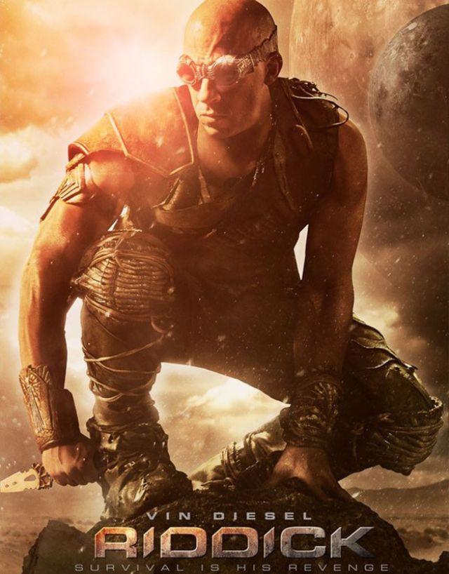 صورة.. البوستر الجديد لفيلم فين ديزيل القادم Riddick Temp4360