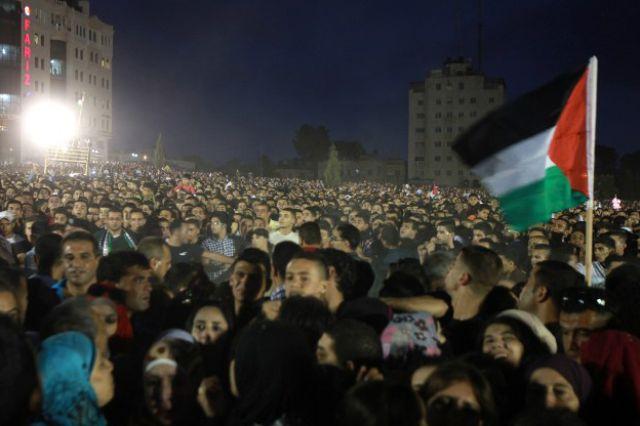 """الشرطة تسحب عساف """"خوفا على حياته"""" من 40 ألف فلسطيني  2"""