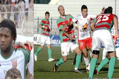 وصلت العنصرية إلى الملاعب الجزائرية.   Fsdf-x