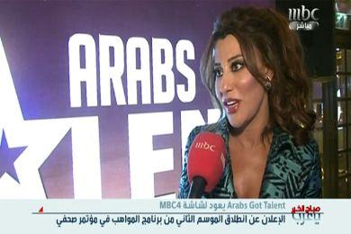نجوى كرم : لم أندم على أي قرار مع متسابقي Arabs Got Talent Nagwa