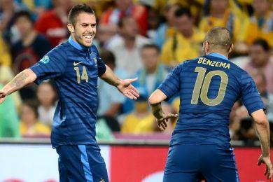 مدرب فرنسا يعترف بالخلافات بين لاعبيه بعد الهزيمة أمام السويد Asfsdf