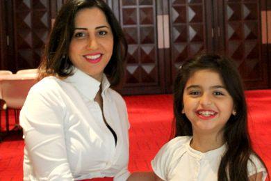 مشاعل وحلا الترك تغنيان للأطفال ذوي الاحتياجات الخاصة في جدة Hala-and-Mashael-x