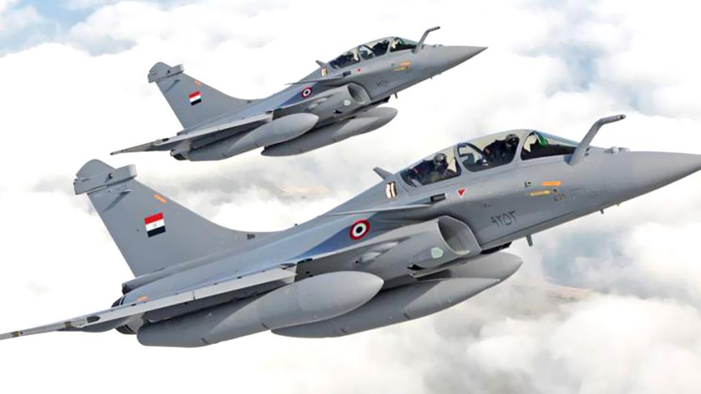 """بعد استلام إسرائيل مقاتلات """"F-35"""" ومصر مقاتلات """"الرافال"""".. أين يميل ميزان التفوق الجوي العسكري؟ 2"""