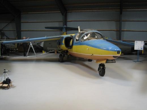 SAAB 105 (SK 60) Saab105-0