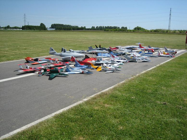 International Electric Jet Meeting i Greve, Danmark Greve_iejm_1