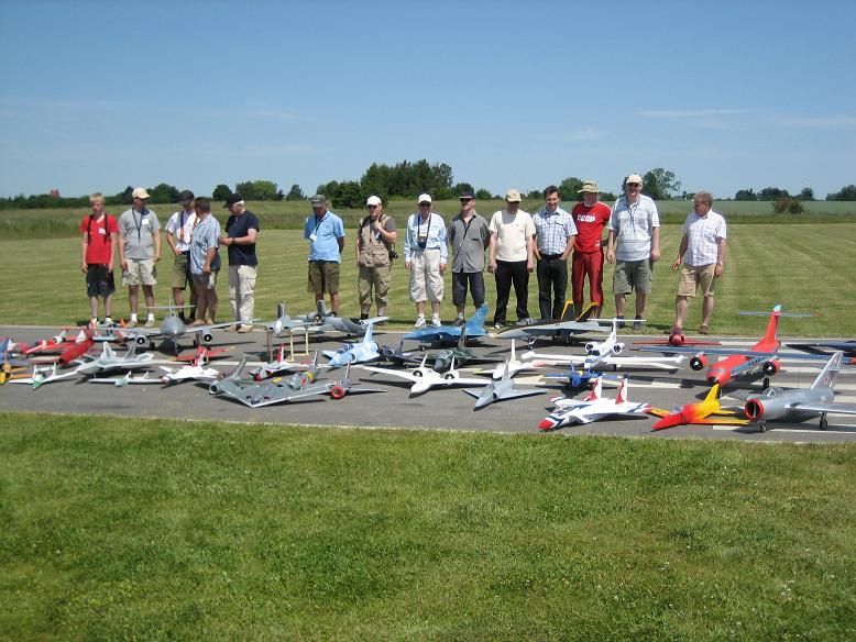 International Electric Jet Meeting i Greve, Danmark Greve_iejm_2