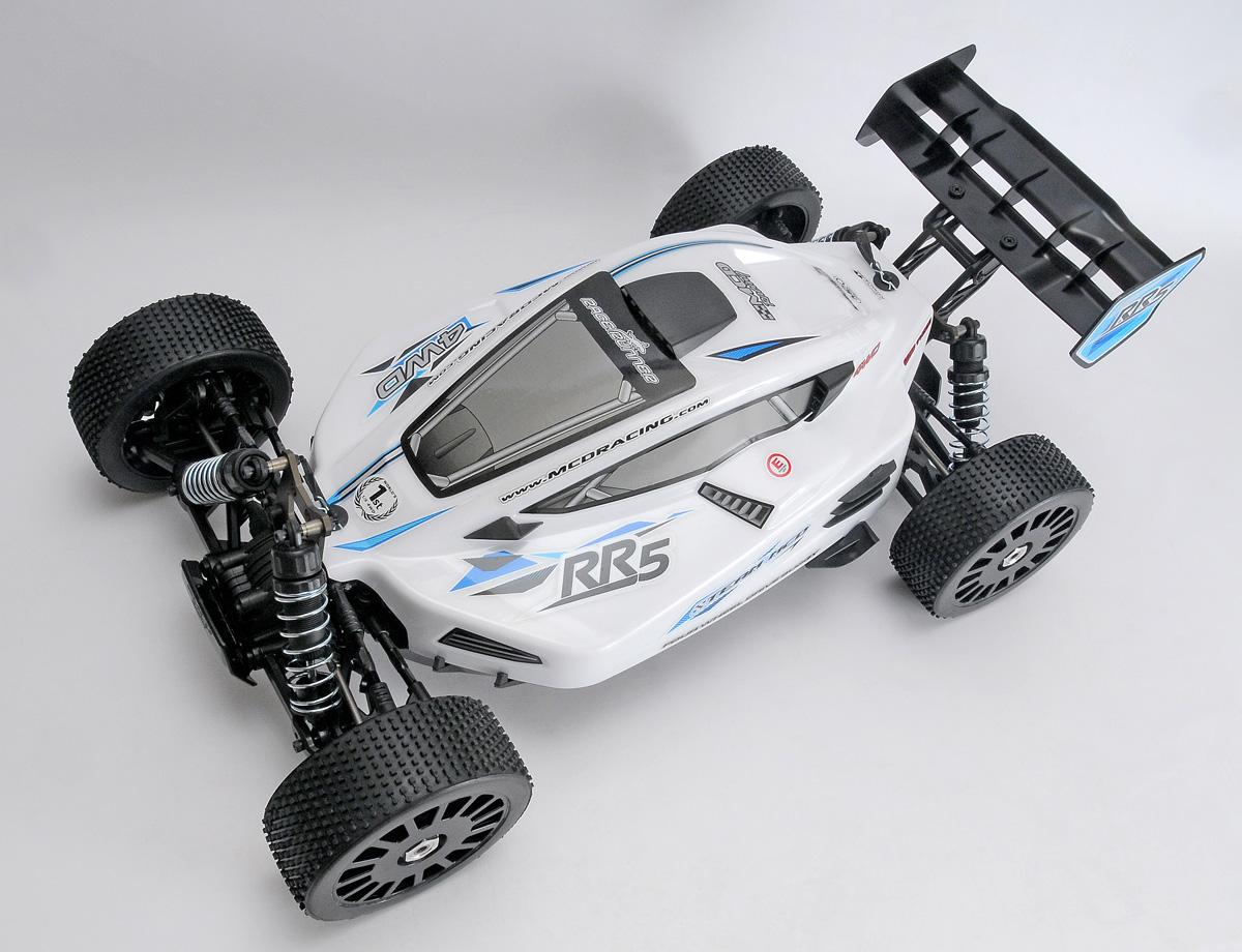 News MCD Race Runner 5 (RR5) Competition 05