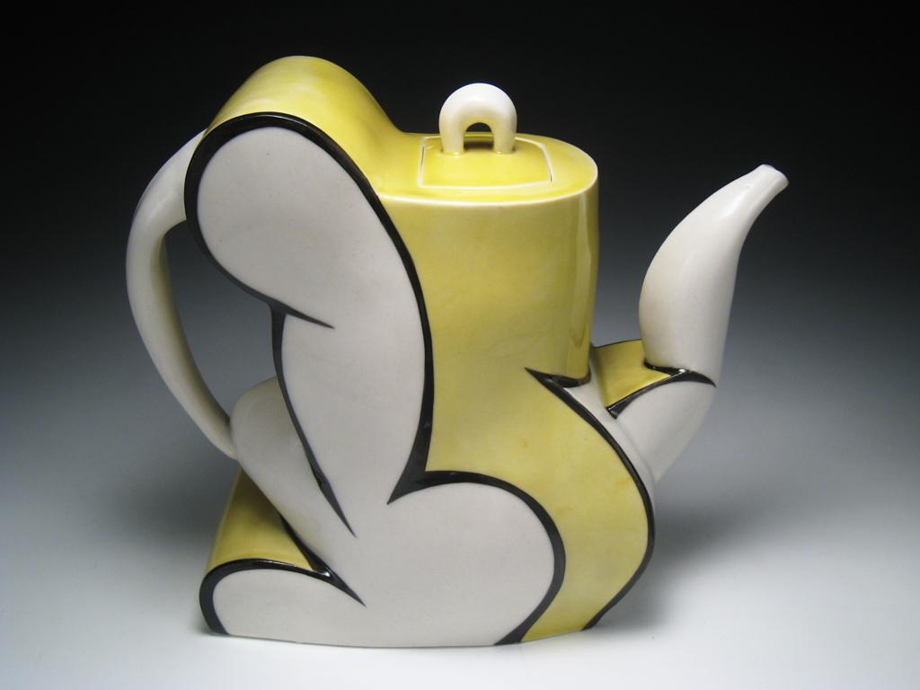Keramika-umetnost mastovitih  i spretnih ruku! - Page 12 Teapot