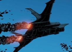 Jungle Warfare [Justice League] Encyclo509_batplane